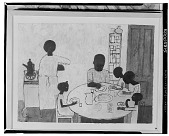 view The Family [painting] / (photographed by Walter Rosenblum) digital asset number 1
