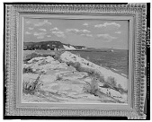 view Great Peconic Bay, [painting] / (photographed by Walter Rosenblum) digital asset number 1