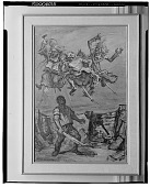 view Man and Spirits [drawing] / (photographed by Walter Rosenblum) digital asset number 1