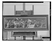 view Orchestra with Violinists [art work] / (photographed by Walter Rosenblum) digital asset number 1