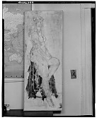 view Seated Nude [painting] / (photographed by Walter Rosenblum) digital asset number 1