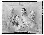 view Portrait of Max Youngstein Family [painting] / (photographed by Walter Rosenblum) digital asset number 1