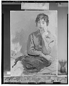 view Seated Woman [art work] / (photographed by Walter Rosenblum) digital asset number 1