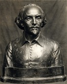 view William Shakespeare [sculpture] / (photographed by De Witt Ward) digital asset number 1