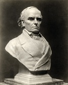 view Daniel Webster [sculpture] / (photographed by De Witt Ward) digital asset number 1
