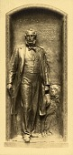 view Henry Philip Tappan [sculpture] / (photographer unknown) digital asset number 1