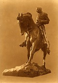 view Model for General Philip Sheridan [sculpture] / (photographer unknown) digital asset number 1