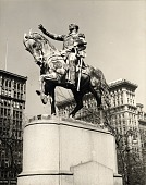 view George Washington [sculpture] / (photographed by Three Lions) digital asset number 1