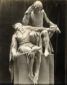 view Model for Shakespeare Memorial [sculpture] / (photographed by De Witt Ward) digital asset number 1