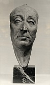 view Frederick Delius [sculpture] / (photographer unknown) digital asset number 1
