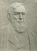 view Chief Justice Waite [sculpture] / (photographer unknown) digital asset number 1