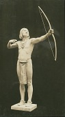 view Indian Archer [sculpture] / (photographer unknown) digital asset number 1