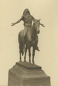 view Appeal to the Great Spirit [sculpture] / (photographed by Brown Robertson Co.) digital asset number 1