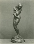 view Nude [sculpture] / (photographed by De Witt Ward) digital asset number 1