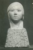 view Japanese Girl [sculpture] / (photographed by De Witt Ward) digital asset number 1