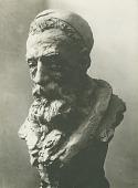 view Anatole France [sculpture] / (photographed by De Witt Ward) digital asset number 1