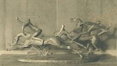 view Polo Players [sculpture] / (photographed by Peter A. Juley & Son) digital asset number 1