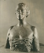 view Her Grace The Duchess of Hamilton [sculpture] / (photographer unknown) digital asset number 1
