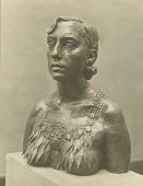 view La Belle Juive: Bust of Betty Joel [sculpture] / (photographed by Paul Laib) digital asset number 1