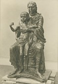 view Madonna and Child [sculpture] / (photographed by Paul Laib) digital asset number 1