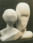 view Mother and Child [sculpture] / (photographed by Soichi Sunami) digital asset number 1