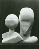 view Mother and Child [sculpture] / (photographer unknown) digital asset number 1