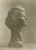 view Neysa McMein [sculpture] / (photographer unknown) digital asset number 1