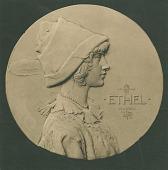 view Ethel, New York [sculpture] / (photographed by De Witt Ward) digital asset number 1