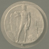 view Edison Medal (reverse) [sculpture] / (photographer unknown) digital asset number 1