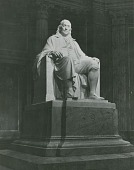 view Benjamin Franklin (front view) [sculpture] / (photographed by Philip Gendreau) digital asset number 1