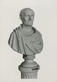 view Nathaniel Bowditch [sculpture] / (photographed by George H. Davis Company) digital asset number 1
