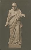 view Greek Epic [sculpture] / (photographed by A. B. Bogart) digital asset number 1