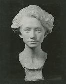 view F. Koume (front view) [sculpture] / (photographer unknown) digital asset number 1