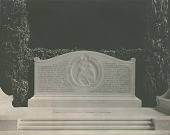 view Model for Franklin Murphy Memorial Relief [sculpture] / (photographer unknown) digital asset number 1