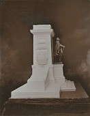 view Model for Samuel Champlain Monument [sculpture] / (photographer unknown) digital asset number 1
