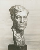 view Dark Hero [sculpture] / (photographed by A. Schulock) digital asset number 1