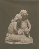 view Children at Play [sculpture] / (photographed by A. B. Bogart) digital asset number 1