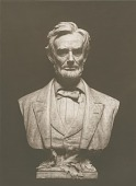 view Abraham Lincoln [sculpture] / (photographed by A. B. Bogart) digital asset number 1