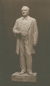 view Francis F. Furman [sculpture] / (photographed by A. B. Bogart) digital asset number 1
