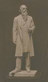 view Colonel John H. Stevens [sculpture] / (photographed by A. B. Bogart) digital asset number 1