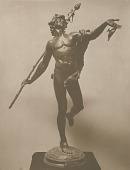 view Evoe Bacchus [sculpture] / (photographed by A. B. Bogart) digital asset number 1