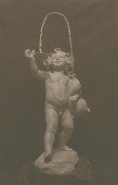 view Bacchus Fountain Figure [sculpture] / (photographed by A. B. Bogart) digital asset number 1