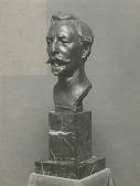 view Paul Wayland Bartlett [sculpture] / (photographed by De Witt Ward) digital asset number 1