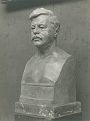 view Frank Duveneck [sculpture] / (photographer unknown) digital asset number 1