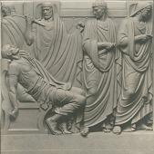 view Scenes from Shakespeare: Julius Caesar [sculpture] / (photographed by De Witt Ward) digital asset number 1