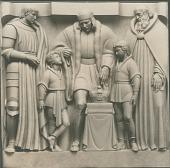 view Scenes from Shakespeare: Richard III [sculpture] / (photographed by De Witt Ward) digital asset number 1