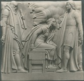 view Scenes from Shakespeare: Hamlet [sculpture] / (photographed by De Witt Ward) digital asset number 1