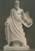 view Xerxes [sculpture] / (photographed by De Witt Ward) digital asset number 1