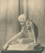 view Girl by Pool [sculpture] / (photographed by De Witt Ward) digital asset number 1