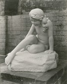 view Girl by Pool [sculpture] / (photographer unknown) digital asset number 1